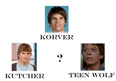 Which one of these looks like the Korver?